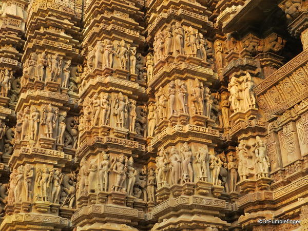 18 Khajuraho temples and town (104)