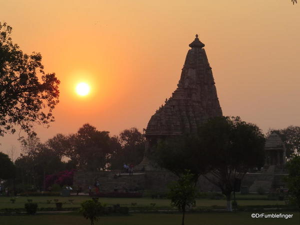 33 Khajuraho temples and town (164)