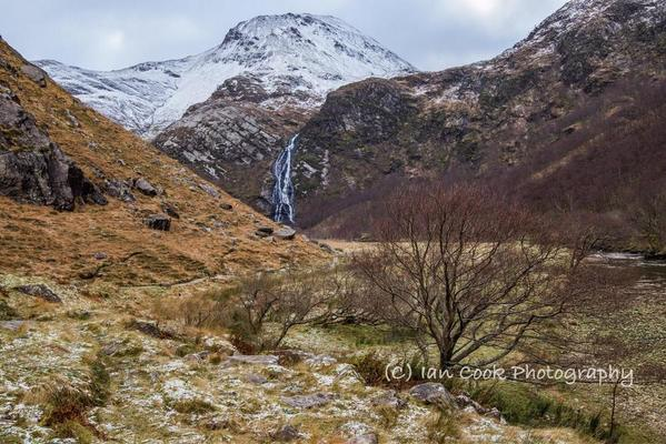 Steall Waterfall, Glen Nevis 1
