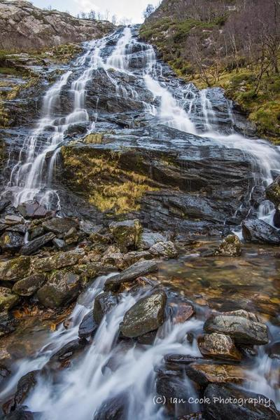 Steall Waterfall, Glen Nevis 2