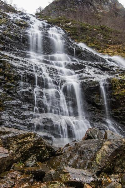 Steall Waterfall, Glen Nevis 6
