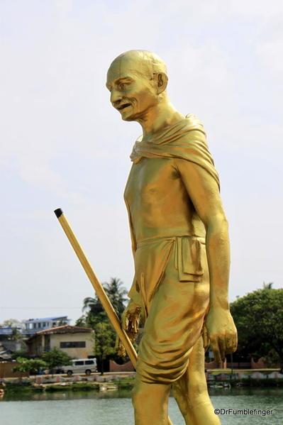 04 Gandhi Memorial Park, Batticaloa
