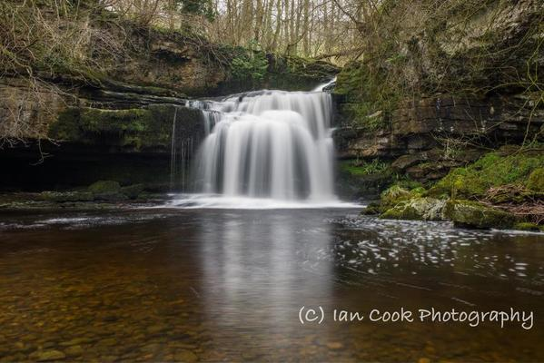 West Burton Waterfall 1