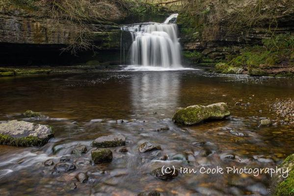West Burton Waterfall 2
