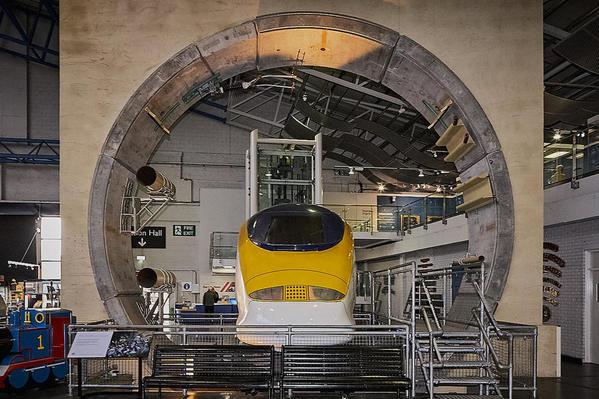 Eurostar and Eurotunnel