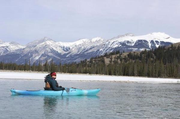 Athabasca River, Alberta (Photo by Explore Jasper)