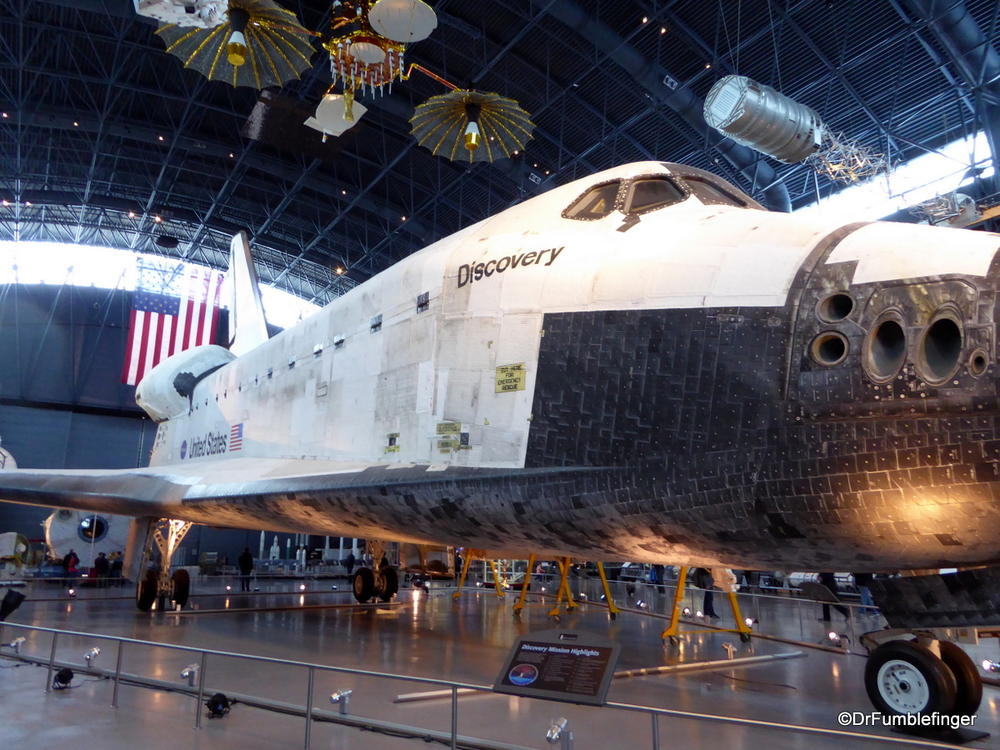 Space Shuttle Discovery Air And Space Museum Travelgumbo