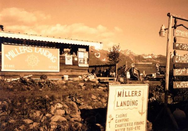 Millers Landing, Seward Pen.