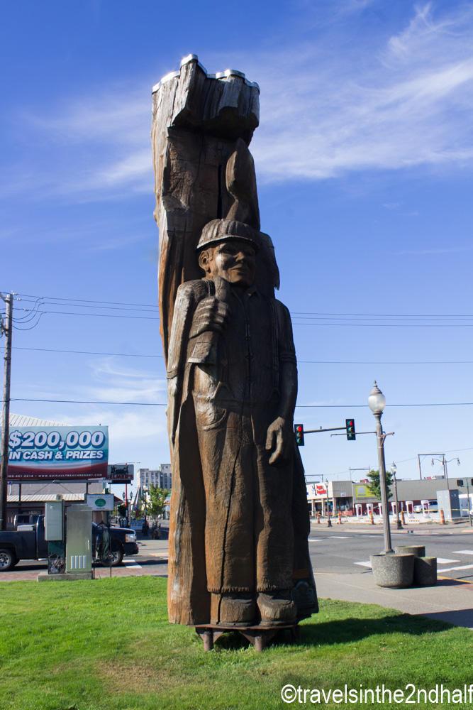 Aberdeen Washington: Home to Washington's logging industry