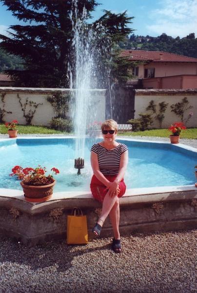 Diane Crespi Fountain