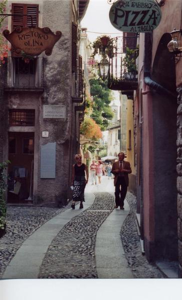 San Guiliano Main Street