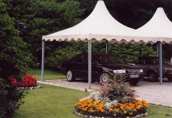 Villa Crespi Car Parking