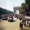 World War II Victory, Arc de Triomphe.  Courtesy Wikimedia