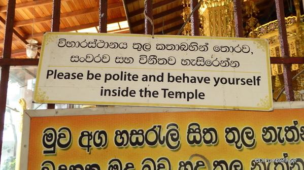 17 Signs of Sri Lanka