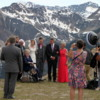 Wedding at Kicking Horse Resort, Golden B.C.