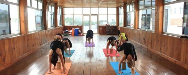Yoga teacher training5