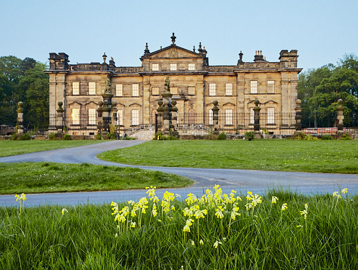 Duncombe Park, N. Yorkshire: \