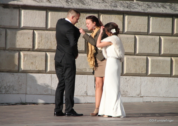 Weddings on Wawel Hill (1)