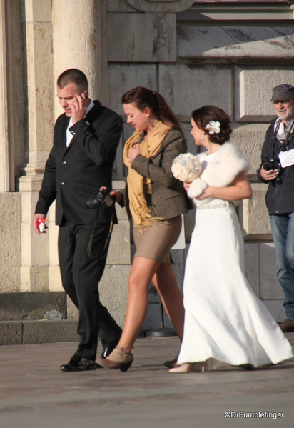 Weddings on Wawel Hill (4)