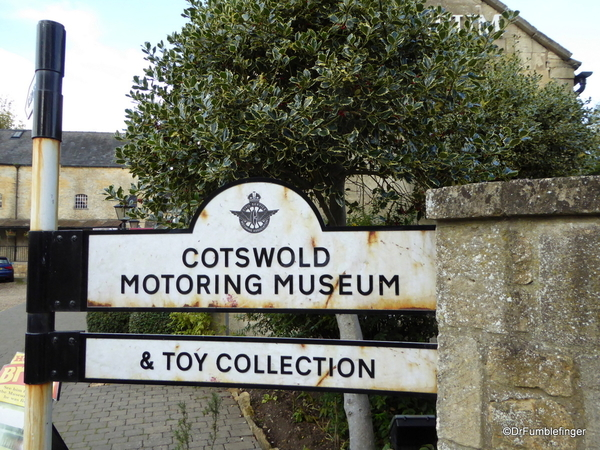 01 Cotswold Motoring Museum and Toy Collection (2)
