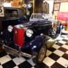 Cotswold Motoring Museum and Toy Collection.  MG TD 1950
