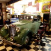 Cotswold Motoring Museum and Toy Collection.  MG Y 1950