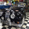 Cotswold Motoring Museum and Toy Collection.  Jaguar XK 140 1956
