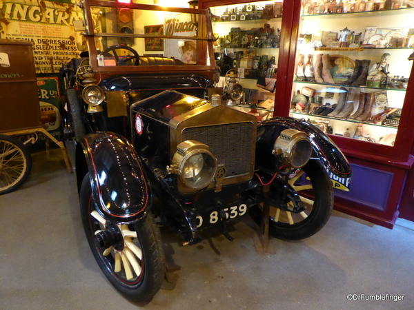 15 Cotswold Motoring Museum and Toy Collection. Alldays and Onions 1911 Victoria