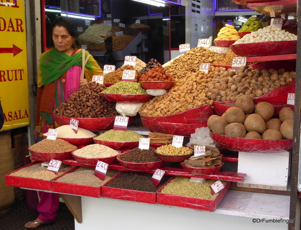 09 Delhi Spice Market
