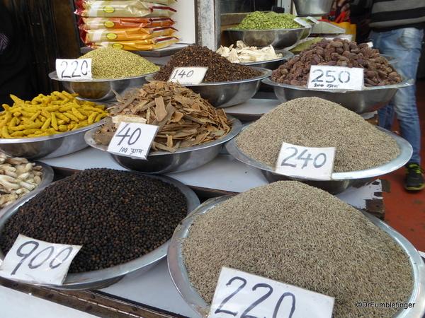 11 Delhi Spice Market