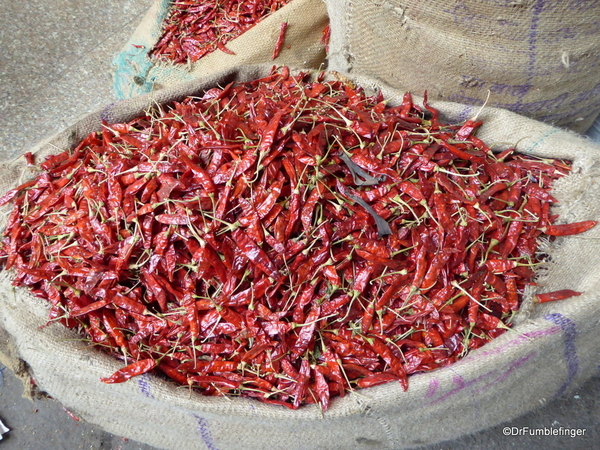 25 Delhi Spice Market