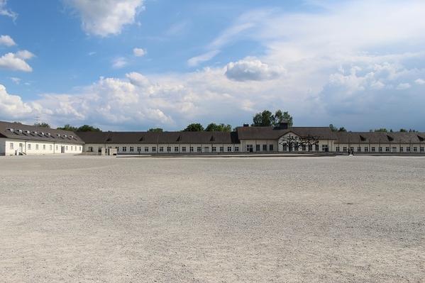 Dachau - Building