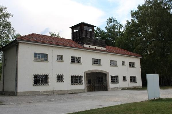 Dachau - Gate