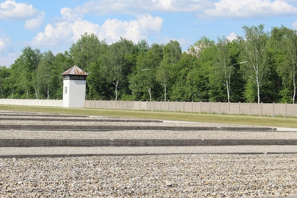 Dachau - Guard Shack