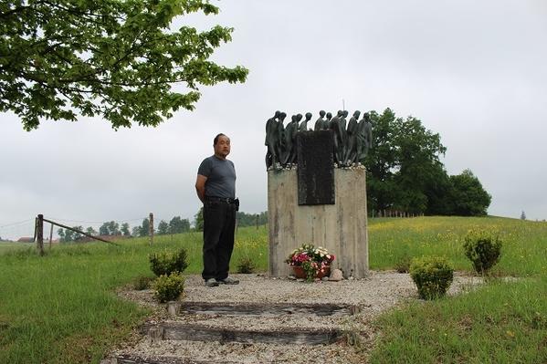 Memorial with Gene