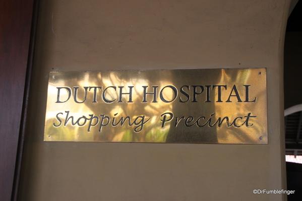 01 Old Fort District, Dutch Hospital (2)