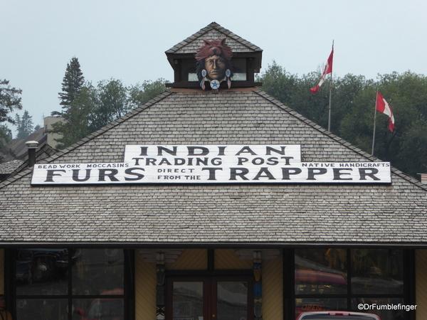 02 Indian Trading Post, Banff