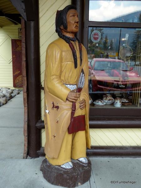 04 Indian Trading Post, Banff