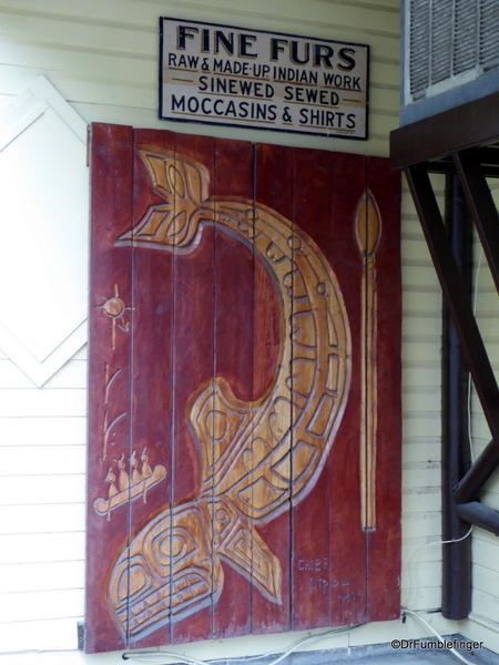 05 Indian Trading Post, Banff