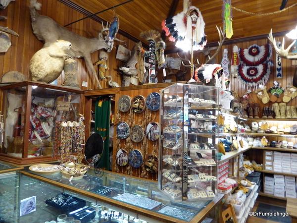 06 Indian Trading Post, Banff