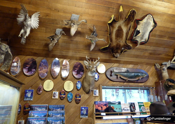 07 Indian Trading Post, Banff