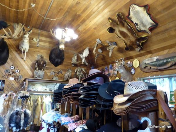 08 Indian Trading Post, Banff