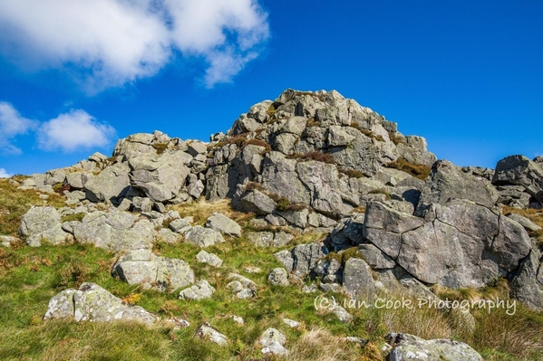 Cunyan Crags and Dunmoor Hill 3