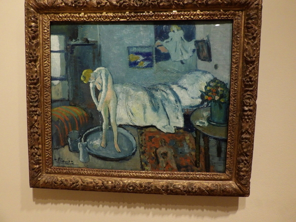The Blue Room by Picasso