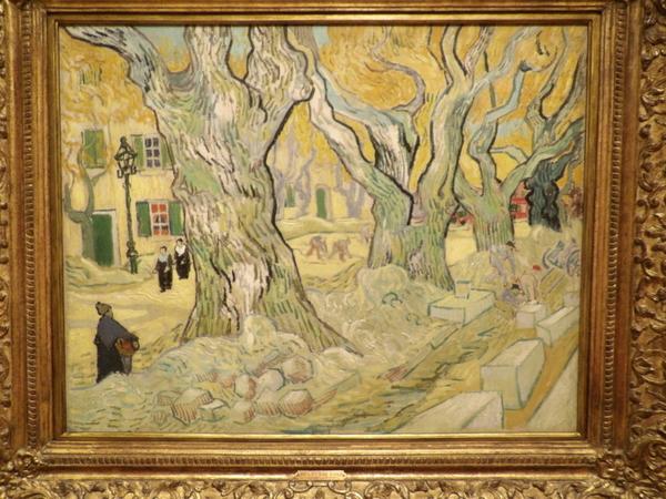 Van GoghTheRoadMenders