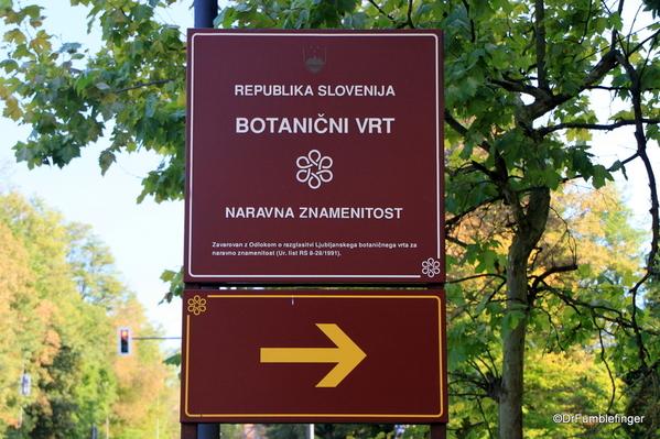 Ljubljana Botanical Garden (1)
