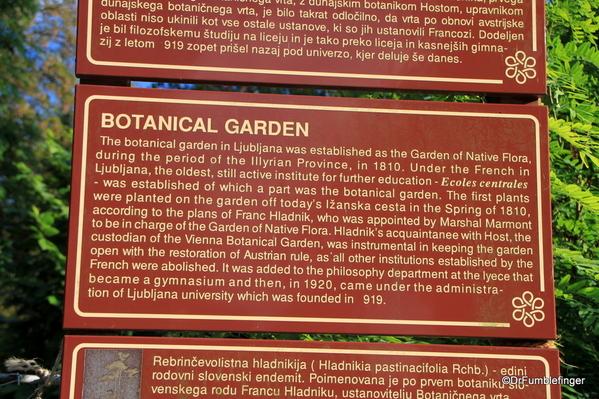 Ljubljana Botanical Garden (2)