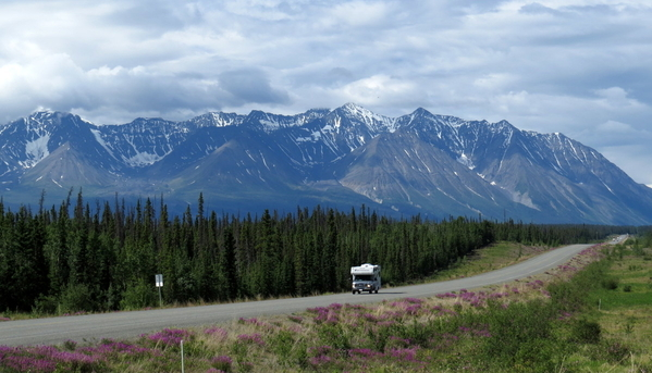 04 Trip to Kluane - Alaska Highway (12)