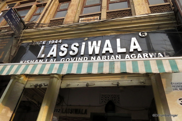 01 Lassiwala Yogurt shop, Jaipur