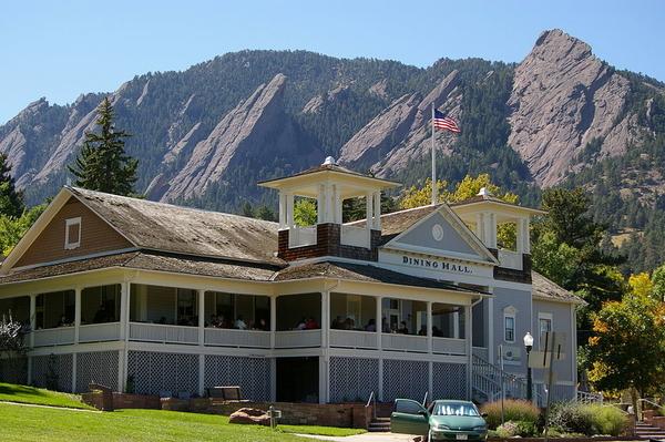 03 Colorado_Chautaqua_Dining_Hall. Courtesy Wikimedia and Hustvedt